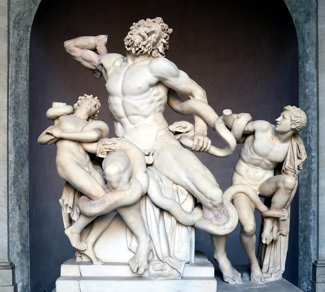 laocoon and sons