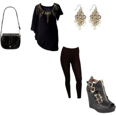 Lara Stone Outfit