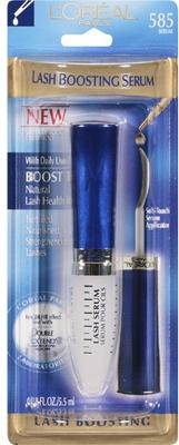 lash boosting serum packaging