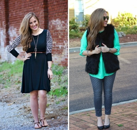 Laura Boswell style blogger