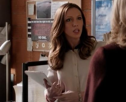Laurel from Arrow Screenshot