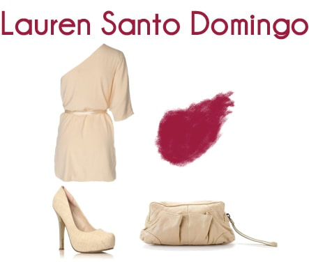 Lauren Santo Domingo outfit