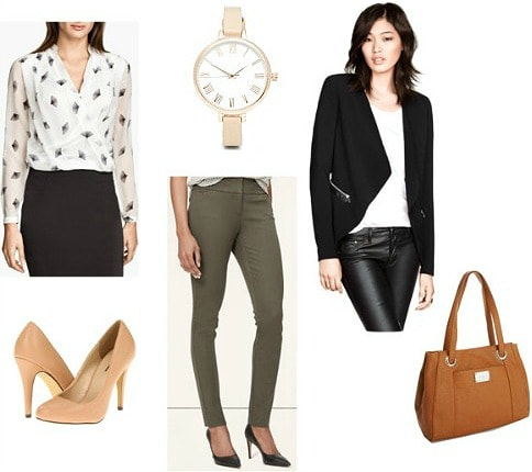 Law and justice careers fashion
