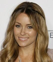Lauren Conrad's Braided Hairstyle