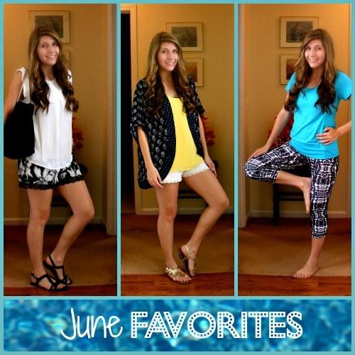 Leah June favorites
