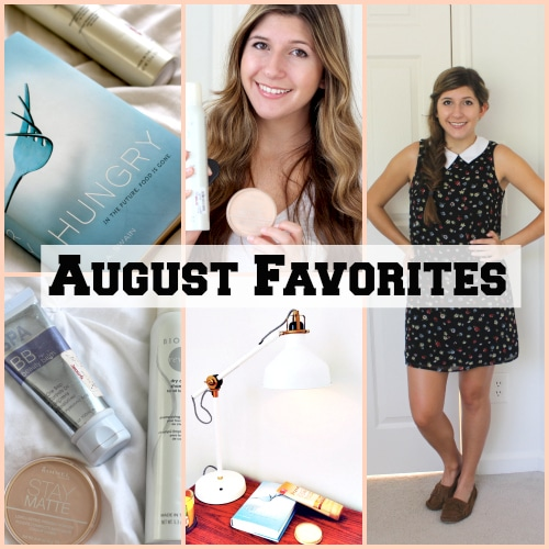 Leah's-August-Favorites