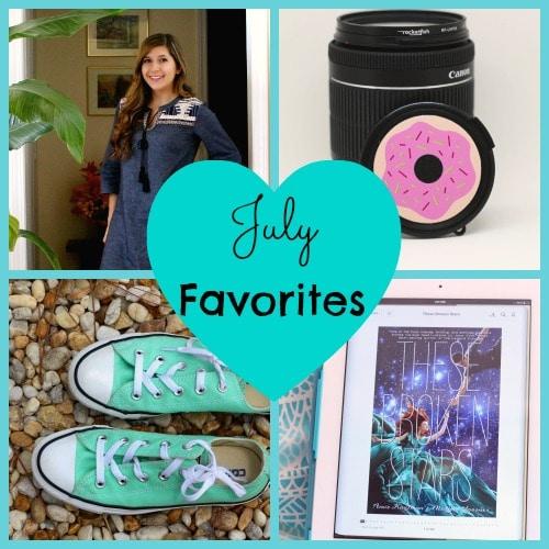 Leah's July favorites