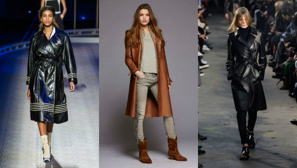 Leather-Trench-Trend