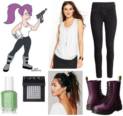 Leela Futurama outfit
