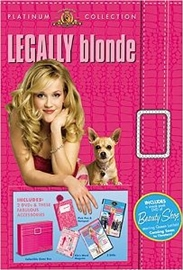 Legally Blonde Dvd Cover