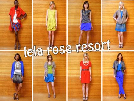 Lela Rose Resort 2011