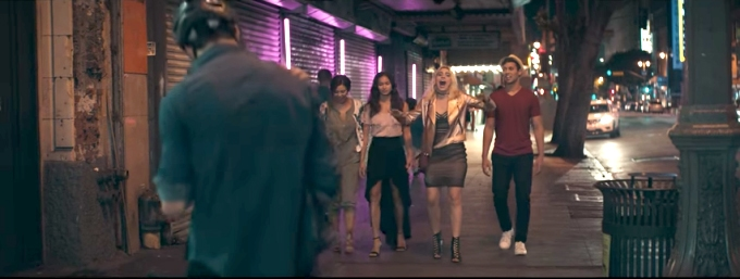 Lele Pons in Camila Cabello's havana music video