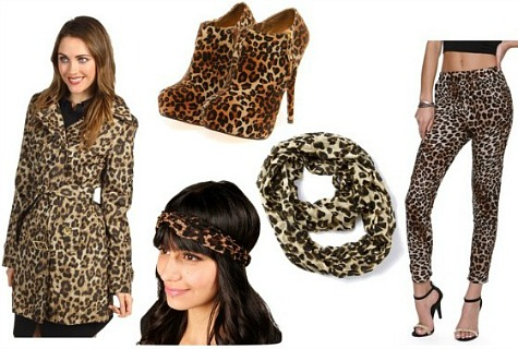 Leopard wardrobe staple
