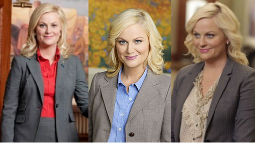 Leslie Knope from Parks and Recreation