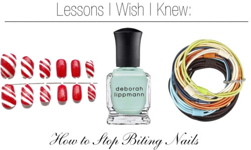 Lessons I Wish I Knew: How to Stop Biting Your Nails - College Fashion