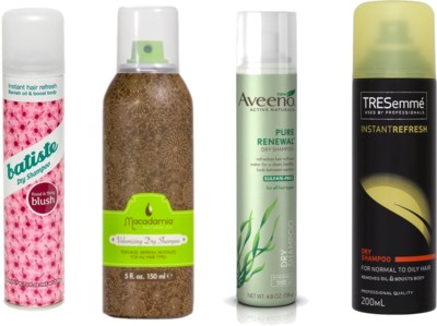 Lessons i wish on dry shampoo