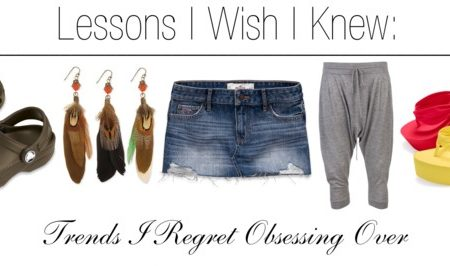 Lessons I Wish I Knew Trends