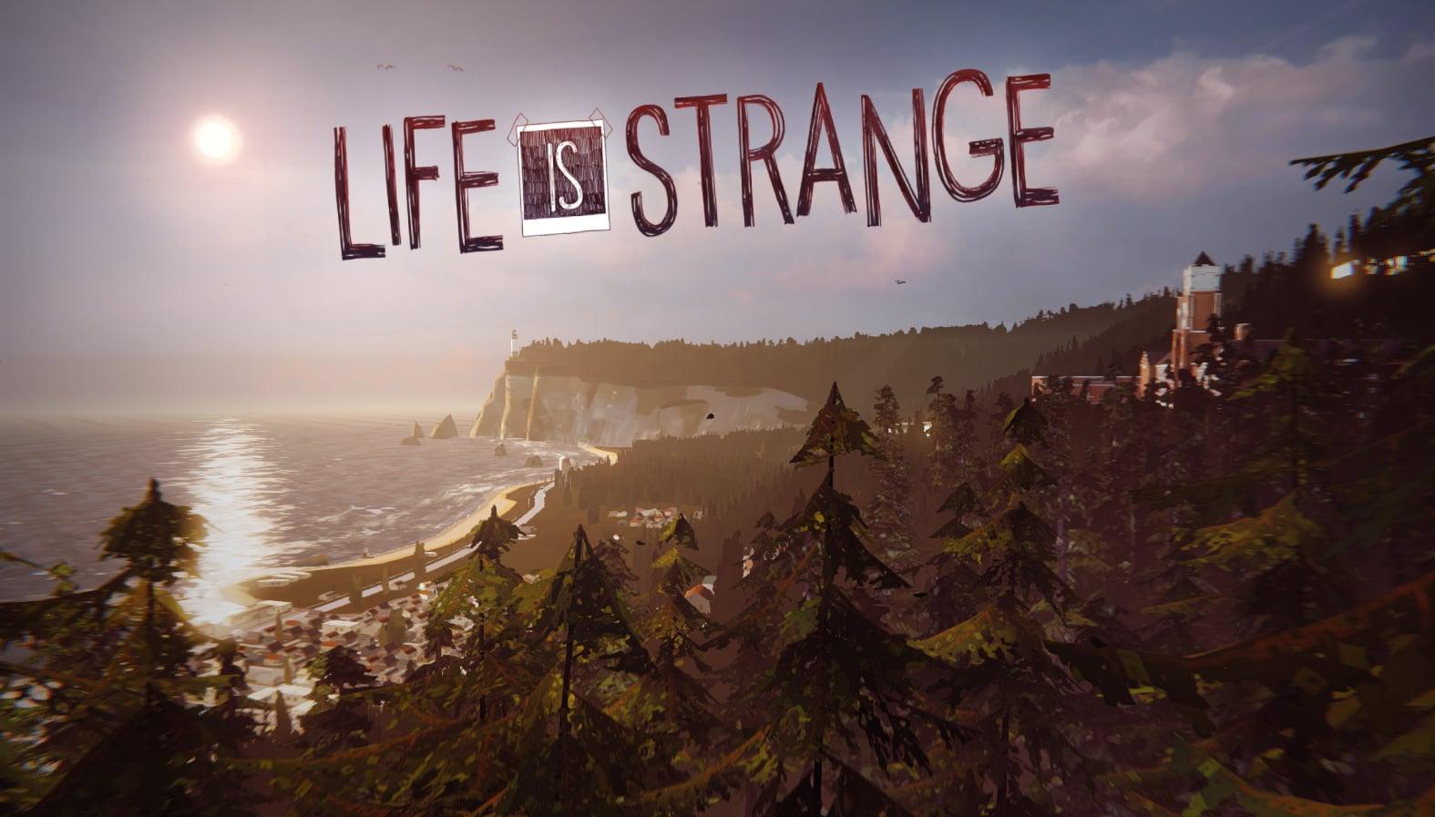Life Is Strange Logo (Updated)