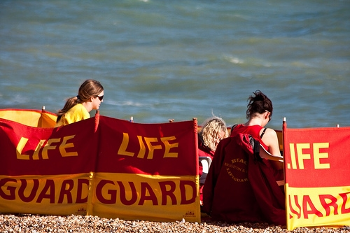 Brighton Life Guards