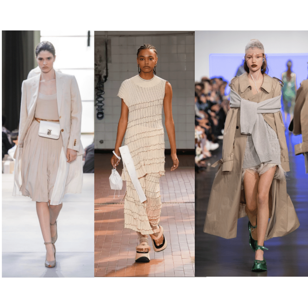 Spring 2019 trend light and breezy