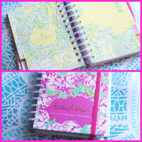 Lilly-Pulitzer-Planner