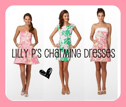 Lilly P Charm