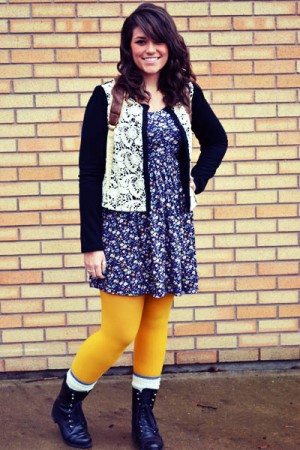 Lindsay, a college fashionista from Gonzaga University