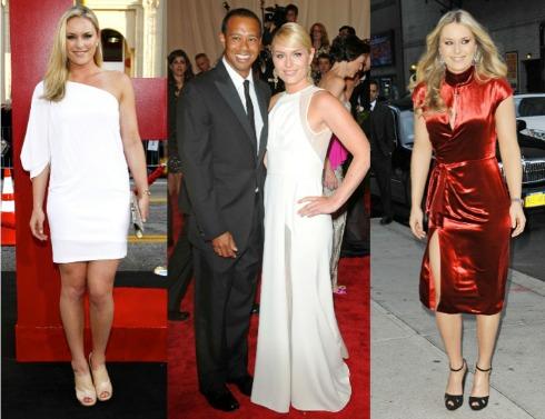 Lindsey vonn fashion