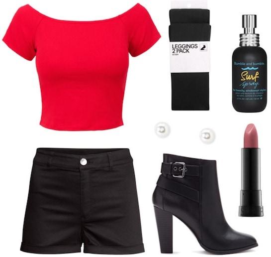 Lip Sync Battle Outfit