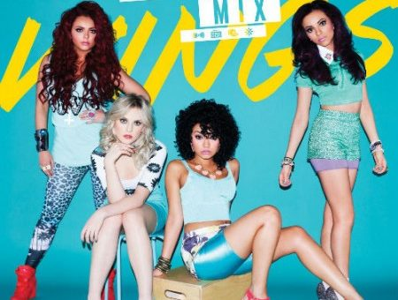 Little Mix Fashion: Little Mix Wings single cover