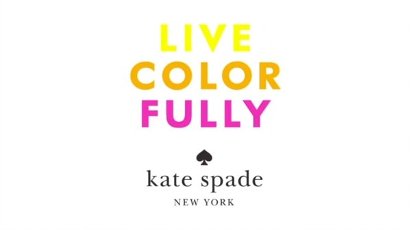 Live colorfully header
