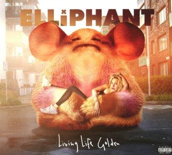 Living Life Golden album art