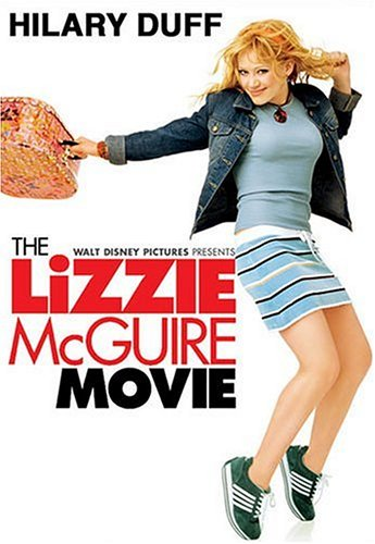 Lizzie McGuire DVD Cover