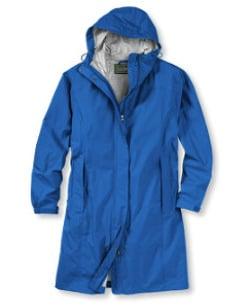 L.L. Bean Rain Jacket