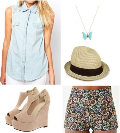 Little Mix fashion - Outfit 2