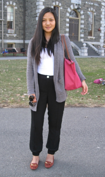 Cornell student style