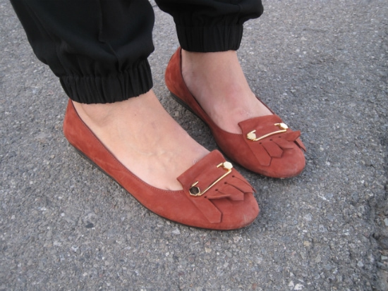 moccasin flats student style