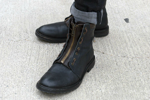 Loc marco boots