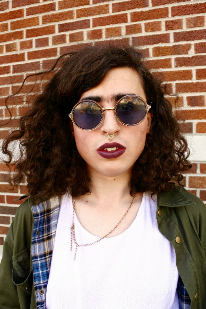 LOC-MSU-Devin-Sunglasses