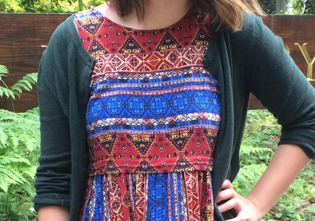LOC-UCSC-Julia-Dress