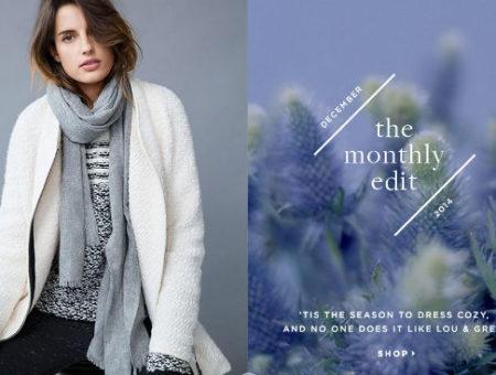 Loft monthly edit lookbook