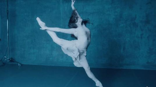 ballerina-blue