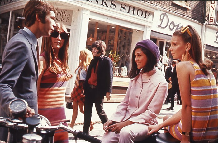 60s fashion in london