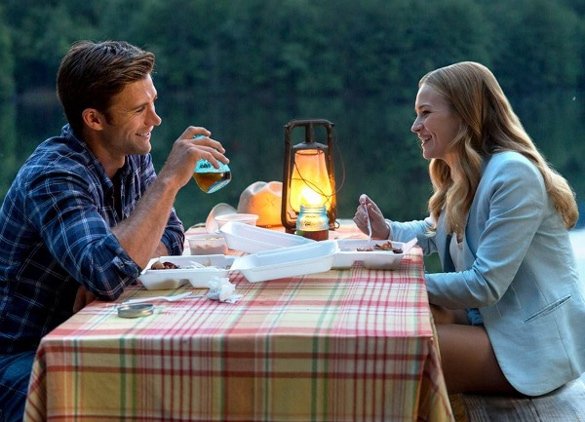 Longest Ride First Date