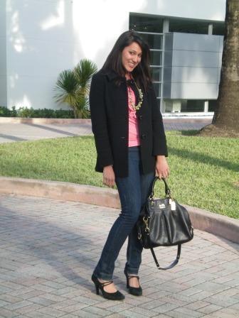 Looks on Campus - Asha, a fabulous college fashionista