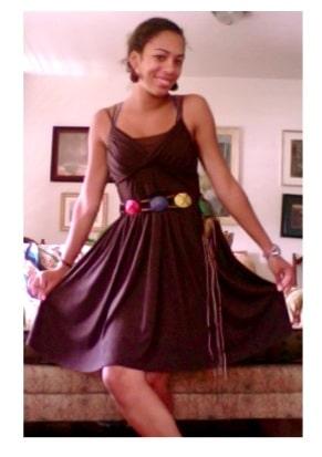 College Fashionista, Dominique!