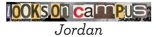 Looks on Campus - Jordan from Yale University