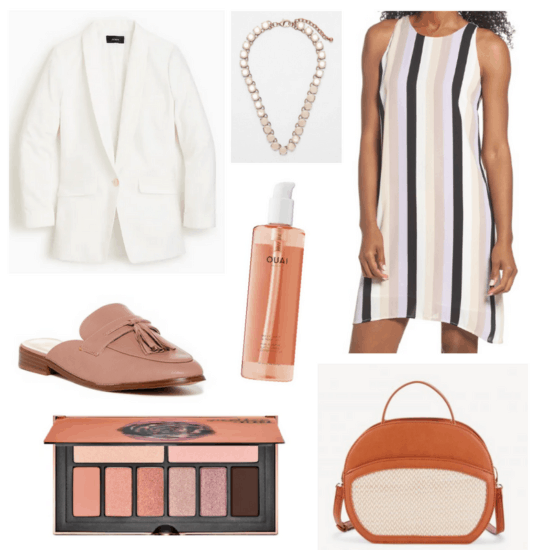 What To Wear To Work When It's Too Hot To Think - Loose Dress