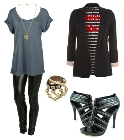 Outfit Ideas for Night