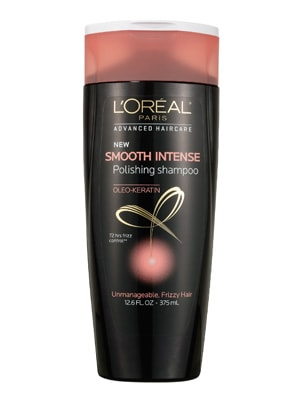 L'Oreal smooth intense polishing shampoo